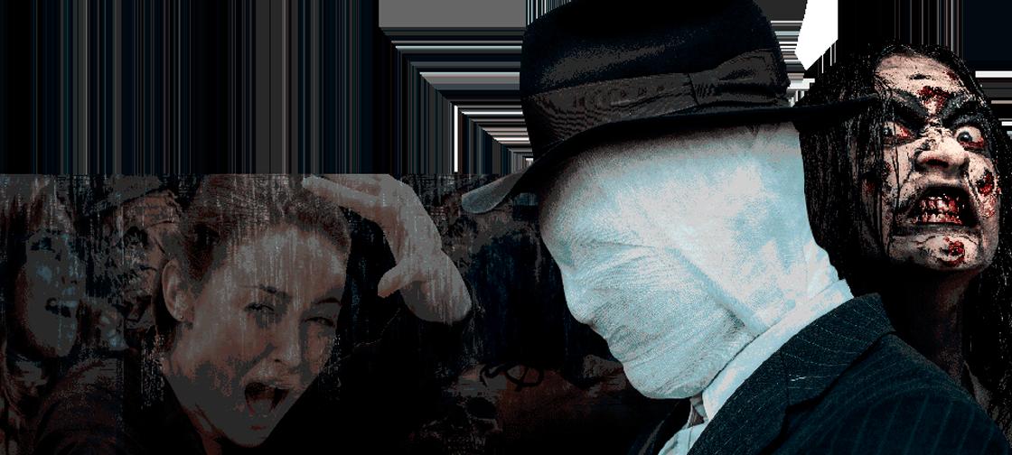 Casa del terror para despedidas de soltero en Madrid