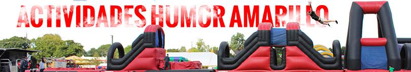 Actividades Humor Amarillo Madrid para despedidas de soltero