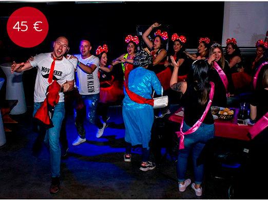 karaoke finca actividades despedidas soltera madrid